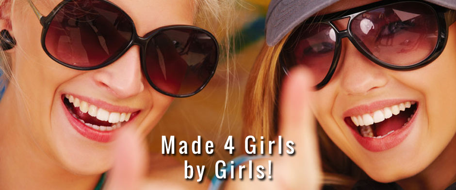 made for girls by girls